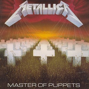 CD : Metallica - Master of Puppets (CD)