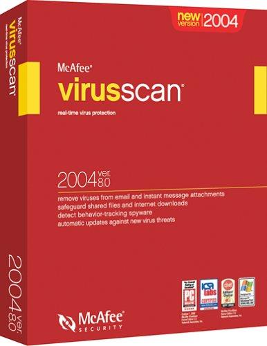 VirusScan Home 8.0