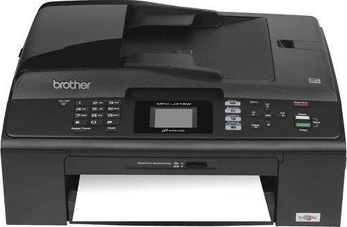 MFC J415W Multifunction Color Ink jet Print