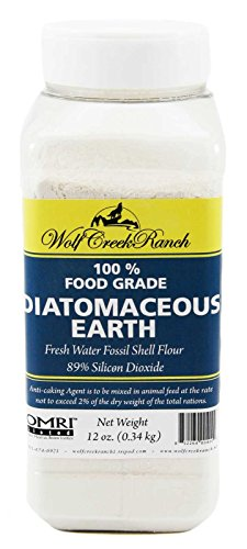 food grade diatomaceous earth jar - 4