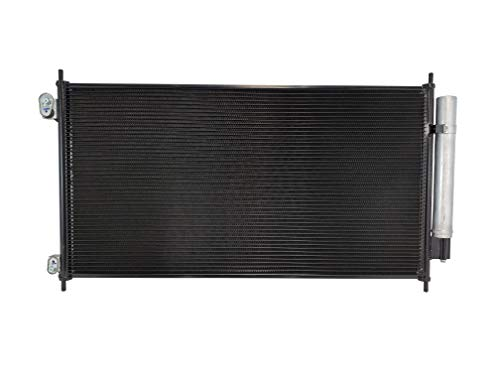 AC A/C CONDENSER FOR HONDA FITS ACCORD CROSSTOUR 2.4 3.5 L4 4CYL V6 Q3669