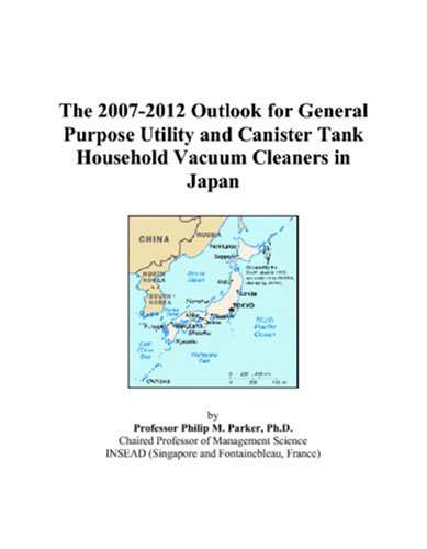 Price comparison product image The 2007-2012 Outlook for General Purpose Utility and Canister Tank Household Vacuum Cleaners in Japan