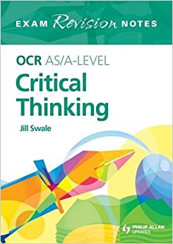 Critical thinking revision notes