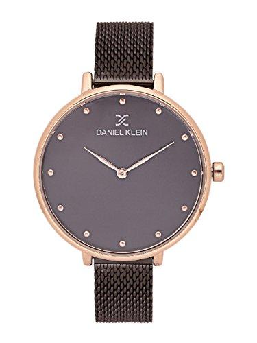 Daniel Klein Analog Black Dial Women's Watch – DK11421-5