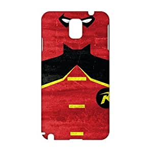 Angl 3D Case Cover Superhero Minimalist Phone Case for Samsung Galaxy Note3