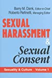 Sexual Harassment and Sexual Consent, , 1560009950