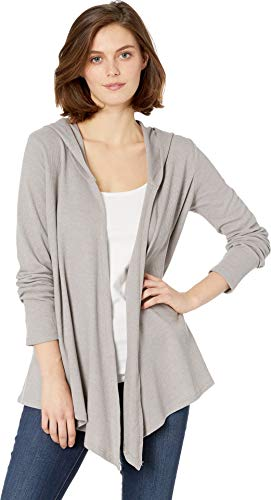 Womens Vintage Thermal - Alternative Warm Up Vintage Thermal Wrap, Smoke Grey, Small
