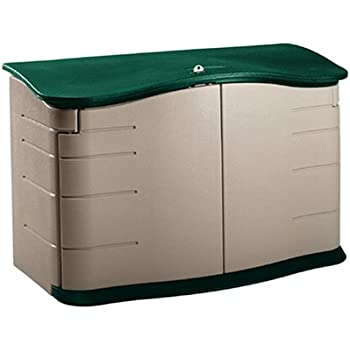Rubbermaid 4'7-by-36-by-28-Inch Storage Shed #3748