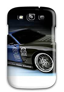 Hot Fashion ZWkrpcV7094KEDGN Design Case Cover For Galaxy S3 Protective Case (desktops Of Sports Car Image)