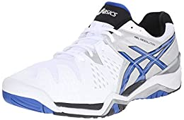ASICS Men's GEL-Resolution 6 Tennis Shoe
