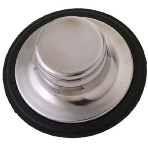 Master Plumber 738-070 MP Disposal Stopper, Stainless Steel