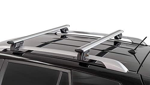 Caja VDP ca320 relingträger Quick alu para VW Sharan desde 10 raíl