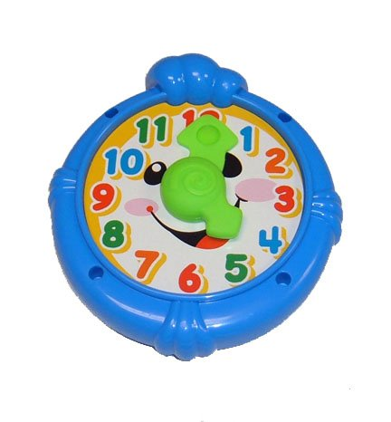 (Fisher Price Laugh and Learn Home - Clock )
