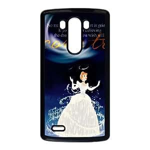 Cinderella II Dreams Come True LG G3 Cell Phone Case Black V09729959