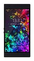 Razer Phone 2: Unlocked Gaming Smartphone – 120Hz Display – Snapdragon 845 – Wireless Charging – Razer Chroma – 8GB RAM - 64GB - Mirror Black Finish