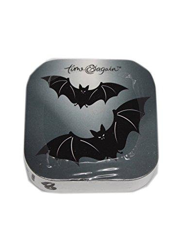 Expandable Bat (Halloween Bats Expandable Wash Cloth by Ganz)