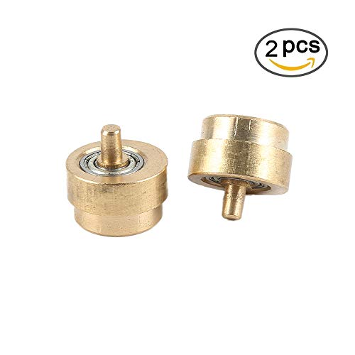 Jconly 2pcs 4.2mm Brass Cams Practical Rotary Tattoo Machine Gun Liner Shader Brass Cam Wheel Cam Bronze Replacement Bearings Parts Accessories For Tattoo - Cami Tattoo