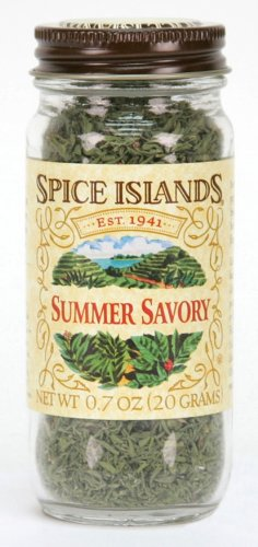 Spice Islands Summer Savory, .7-Ounce (Pack of 3)