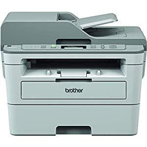 Brother DCP-B7535DW WirelessMulti-Function Centre with Automatic 2-Sided Printing(Gray)