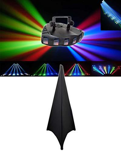 Chauvet Derby X Dmx Led Effect Light in US - 7