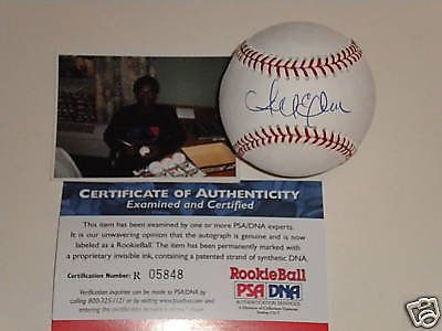 83b5a4325519 Andrew McCutchen San Francisco Giants PSA DNA Signed ROOKIE Baseball ...