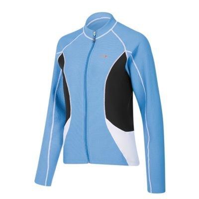 2c4016eed Amazon.com   Louis Garneau Delano Full-Zip Jersey - Long-Sleeve ...