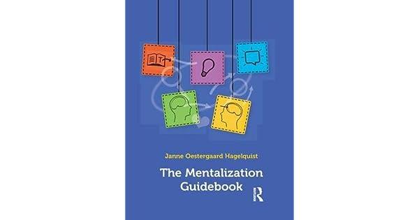 Amazon.com: The Mentalization Guidebook (9781782204176 ...