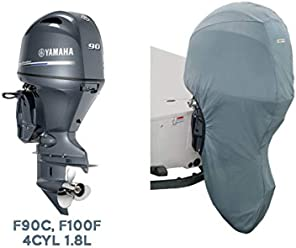 Vented Cover for Yamaha Outboards IN-LINE 3 CYLINDER F30 T40 T30 F40