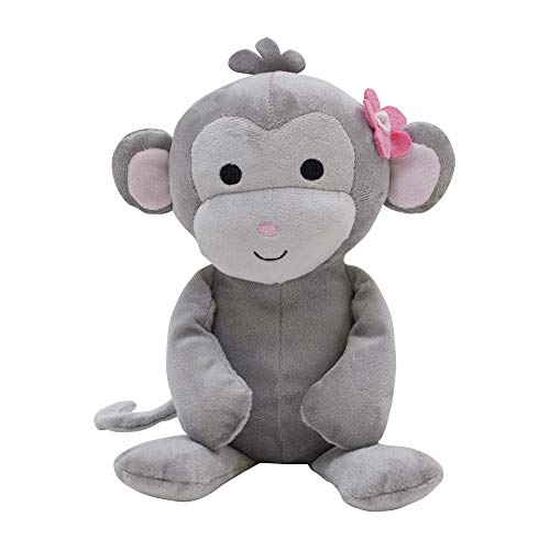 (Bedtime Originals Plush Toy, Cupcake Monkey)