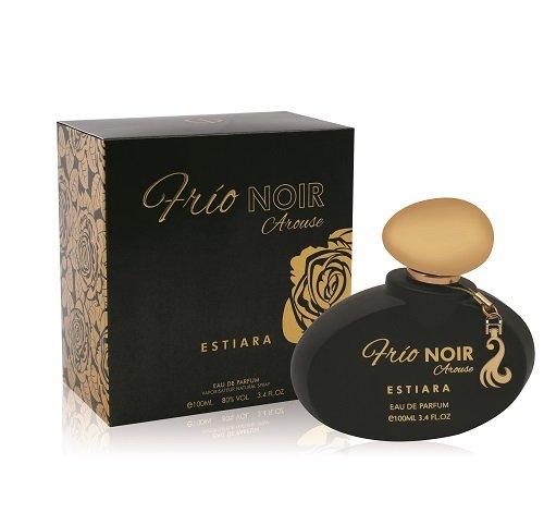 Estiara Frio Noir Arouse 3.4 oz Eau De Toilette Spray For Men by Estiara (Image #1)