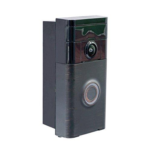 doorbell angle adjustment adapter bracket for the ring. Black Bedroom Furniture Sets. Home Design Ideas