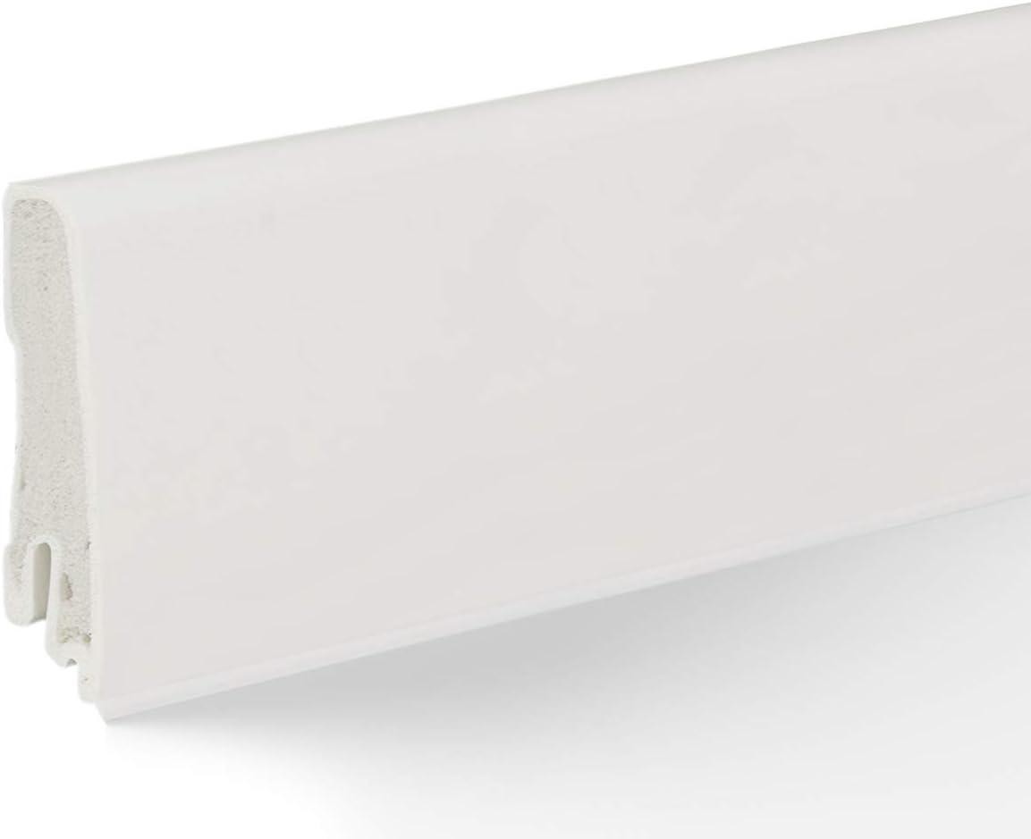 Sockelleiste 60 USL-Clip Inhalt 20 Clips D/öllken ClipStar TypG Sockelleisten Clips |/Befestigungs-Clips/ ✓Unsichtbare Befestigung ✓Einfache Montage Geeignet f/ür D/öllken USL-60 Clip Fussleiste