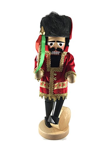 Steinbach Nutcrackers Wooden Bavarian 16 Inches Tall Collectible Christmas Figures Kurt Adler Brand New Hand Made in Germany