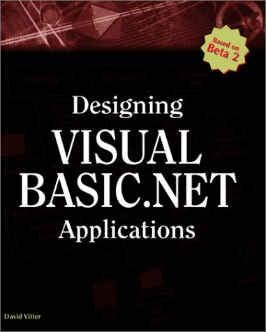 Designing Visual Basic.Net Applications by Brand: Paraglyph Press