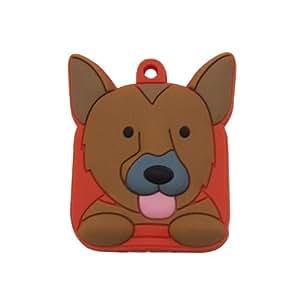 FouFou Dog Key Cover, German Shepherd