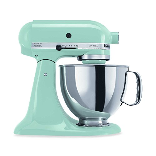 Price comparison product image KitchenAid Artisan 5 qt. Stand Mixer in Aqua