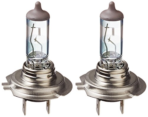 AmazonBasics Automotive Headlight Bulbs - H7 (90%) - 12V/55W/PX26d - Pack...