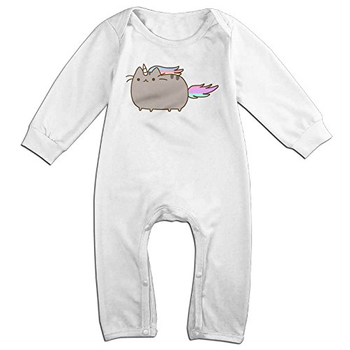 a332b13df Pusheen The Cat Rainbow Unicorn Baby Onesie Romper Jumpsuit Baby Clothes -  Buy Online in UAE. | Apparel Products in the UAE - See Prices, Reviews and  Free ...