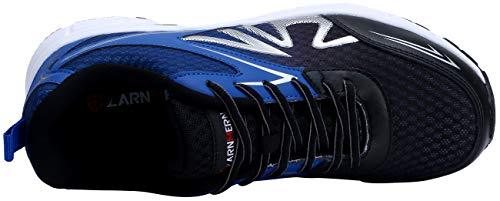 leggere Uomo Safety traspiranti 1805 antiscivolo ultra Scarpe Sneakers da Lm blu Larnmern lavoro 6Owdvxv