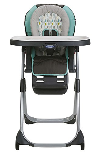 Graco DuoDiner LX Baby High Chair, Groove by Graco (Image #1)