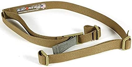Blue Force Gear Vickers 2 Point Padded Combat Sling Coyote BROWN FREE SHIPPING