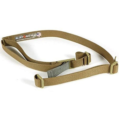 Why Choose Blue Force Gear Vickers Combat Applications Sling, Nylon Adjuster and Hardware