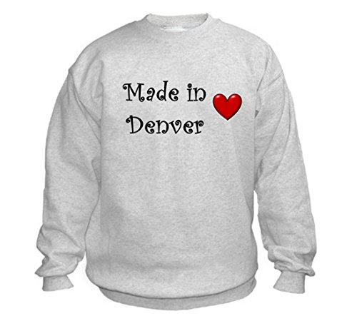 MADE IN DENVER - City-series - Light Grey Sweatshirt - size -