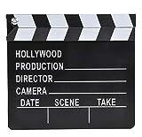 Rhode Island Novelty 7 Inch x 8 Inch Hollywood Movie Clapboard, One Per Order
