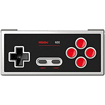 Amazon.com: 8Bitdo N30 2.4G Wireless Gamepad for NES