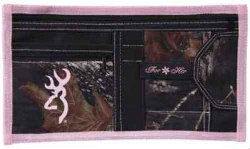 Browning Pink Buckmark Camo Visor Organizer (Mossy Oak Break-Up Camo, Elastic Straps For Easy Attachment, Sold Individually)