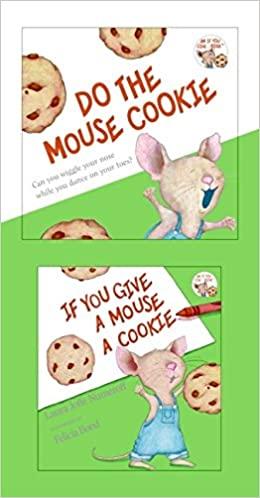 if you give a mouse a cookie if you give books hardcover amazoncouk laura joffe numeroff 8601400707029 books