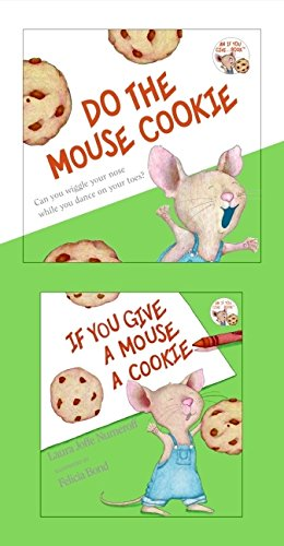 If You Give a Mouse a Cookie Mini Book and CD (If You Give.) pdf