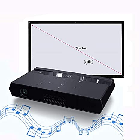 Link Co Proyector 3D Decodificación HD 4k Función WiFi de ...