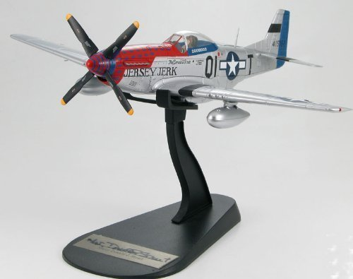 Hobby Master Diecast Airplanes P-51D Mustang Maj  Donald Strait, 356th  Fighter Group (1:48) - Signature Edition